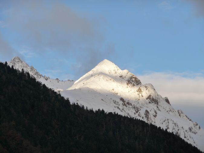 Pic d'Arbizon en vallée d'Aure