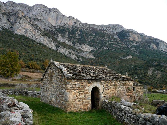 Chapelle d'Orcins - Sobrarbe