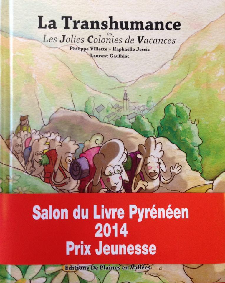 Salon du livre pyreneen - bagneres transhumances