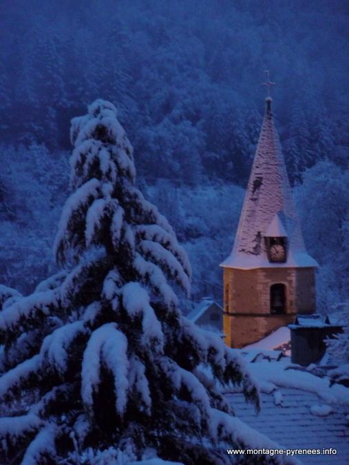 Guchan et vallée d'Aure dans les Hautes-Pyrénées