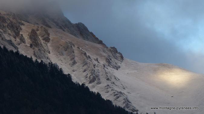 Arbizon dans les Pyrénées
