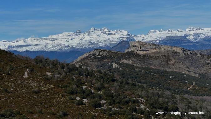 sierra de Guara et Pyrénées