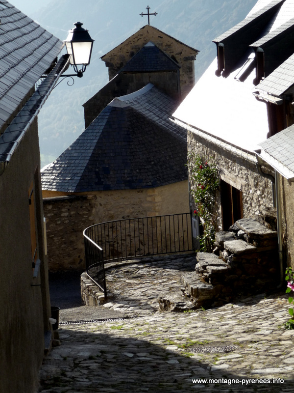 Grailhen en vallée d'Aure