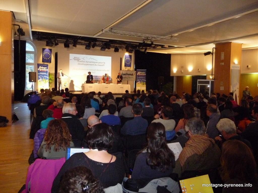 colloque à Luchon sur le développement des refuges pyrénéens