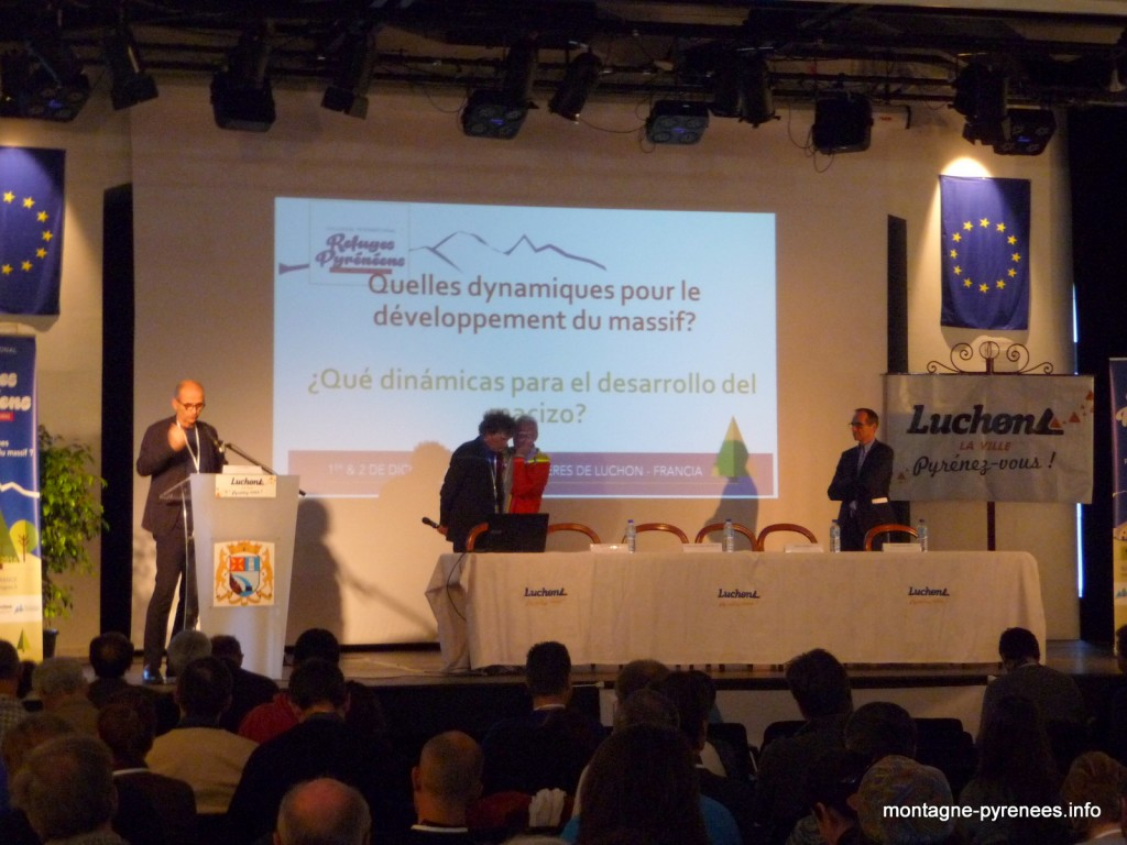 colloque refuges pyreneens Luchon
