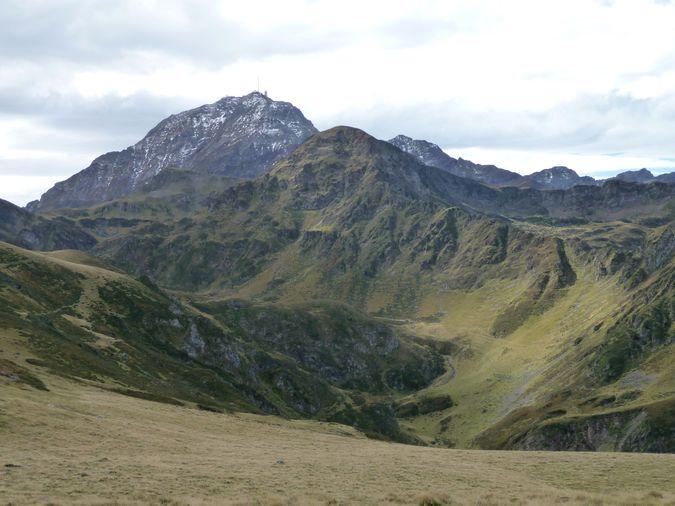 Hount Blanque en vallée de Campan