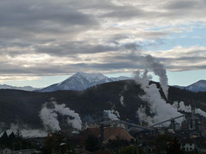 L'usine à faire des nuages