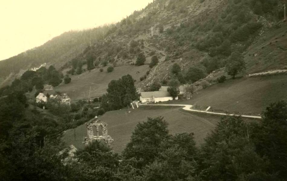 13_Chapelle des Templiers et Chaubère_août 54