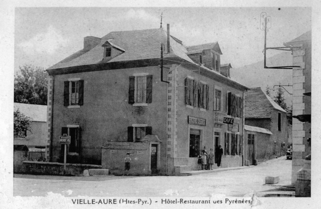 restaurant des pyrenees