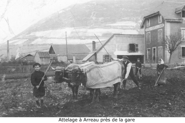 Labours à Arreau