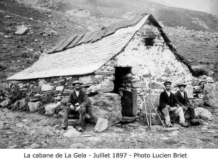 cabane de la Gela