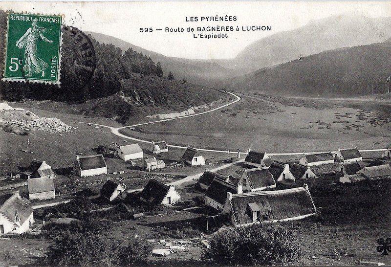 D65-HAUTES-PYRENEES-ROUTE-de-BAGNERES